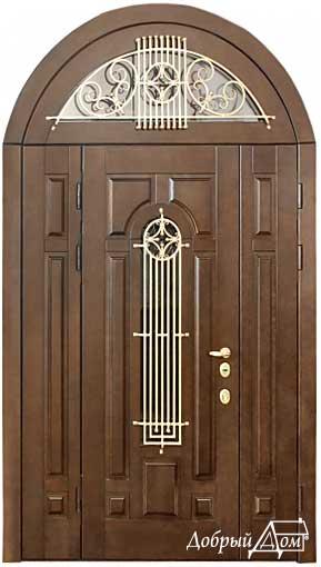 металлические двери для учреждения
